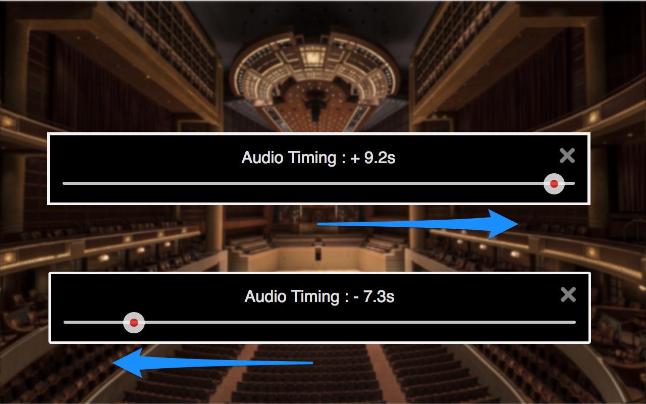 Hirox Lab - YouTube Audio Sync Tool